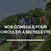 conseils circuler bicyclette